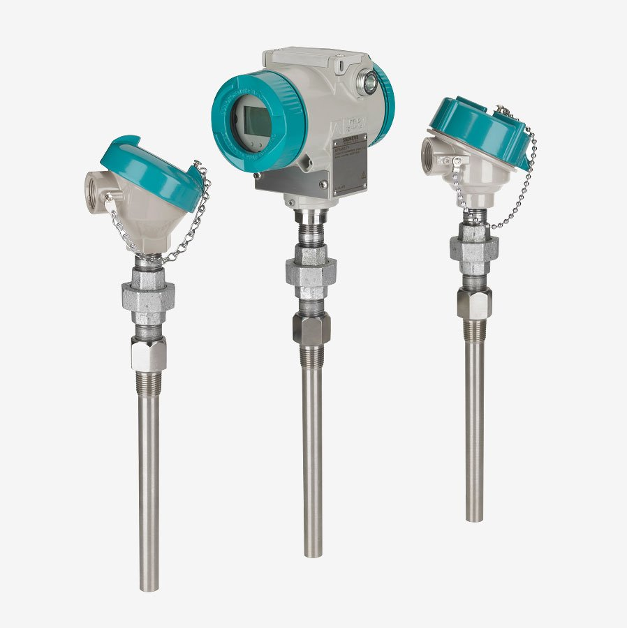 sensores industriales Siemens